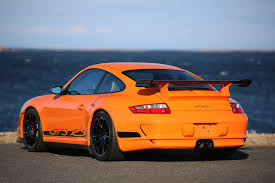 Porsche 911 Orange - 2007 porsche 911 gt3 rs 997 1 silver arrow cars ltd
