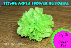 How To Make Mexican Paper Flowers - how to make tissue paper flowers