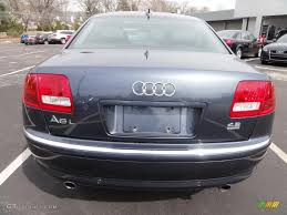 northern audi northern blue pearl 2005 audi a8 l 4 2 quattro exterior photo