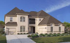 sandpiper home plan by gehan homes in hidden lakes classic 80 u0027