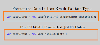 format date javascript jquery how to format json date how to format json date in asp net mvc