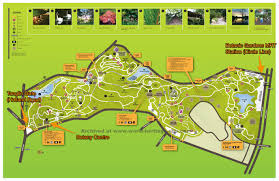 Singapore Map World by Unesco World Heritage Sites Singapore Botanic Gardens Tourist Map