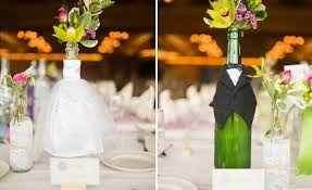 wine bottle wedding centerpieces 35 awesome wine bottle centerpieces for any table 2017