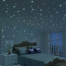glow in the dark bedroom glow in the dark bedroom glow in the dark stars moon stickers