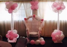 baby shower ideas girl baby shower ideas for decorating girl baby shower chair image