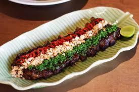 cuisine a ทานข าวแช ด บร อนท patara cuisine ทองหล อ 19 review