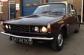 kad classics rover 2000 p6 classic car for sale