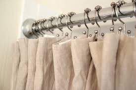 Chapel Hill Shower Curtain by Linen Shower Curtain Extra Long U2022 Shower Curtain