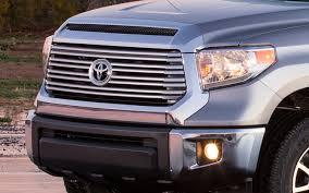 nissan tundra 2015 2014 toyota tundra first look truck trend