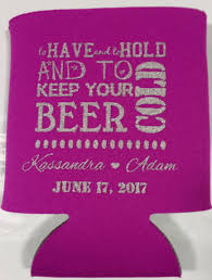 personalized wedding koozies wedding ideas personalized wedding koozies cheap marvelous ideas
