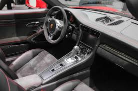 porsche 911 carrera gts interior porsche 911 targa 4 gts brings the heat to detroit