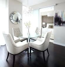 white modern dining table set modern dining room set opstap info