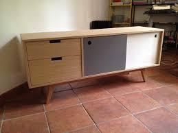 fabriquer un bureau en palette faire un bureau en bois