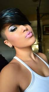 shave one sided short bobs black women photos 28 trendy black women hairstyles for short hair popular haircuts