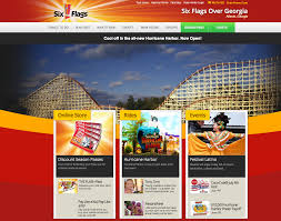 Discount Season Pass Six Flags Six Flags U0026 White Water Coupons At Mcdonald U0027s Save Up To 20 Al Com