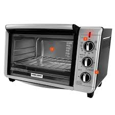Largest Toaster Oven Convection Convection And Toaster Ovens Cooking Appliances Black Decker