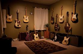 5 places not to store your guitar