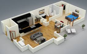 One Bedroom Apartment Designs Bedroom Apartment Design Top Preferred Home Design