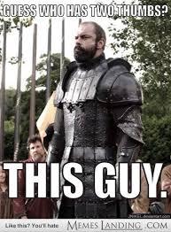 Memes Landing - game of thrones arya stark home facebook