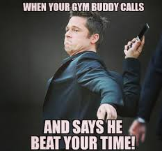 Gym Buddies Meme - hilarious memes only a crossfitter will understand emergefitnessusa