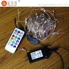 led christmas lights with remote control 10m 100led christmas lights color changing led remote control led