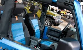 jeep islander interior 2010 chicago auto show
