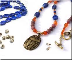 Beaded Jewelry Making - beaded jewelry charms beads bead lovers korner