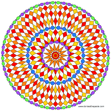 a new mandala to color blank versions avail in png and jpg search