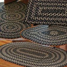 Braided Rugs Instructions Rectangle Braided Rug Ebay