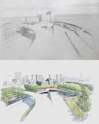 the art of sketching at sera sera architectssera architects