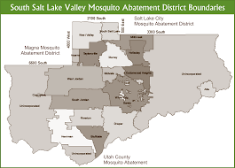 Taylorsville Lake Map South Salt Lake Valley Mosquito Abatement District