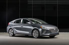 2017 hyundai ioniq prices hybrid starts at 23 035 electric at