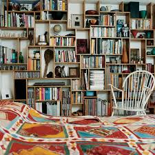 Bookshelves Small Spaces by Small Space Storage Inspiration Floor To Ceiling Books Shelving