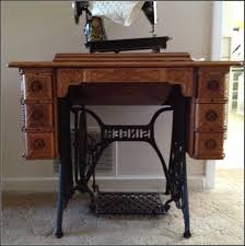 Singer Sewing Machine With Cabinet by Singer Sewing Machine Cabinets Vintage Cabinet Home Decorating