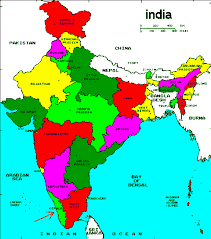 Indian Map Directions In India Map U2013 Icxd