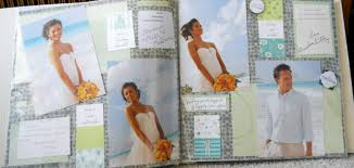 wedding scrapbooks wedding scrapbooks the mind of me