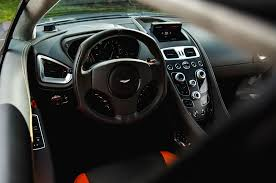 aston martin steering wheel 2015 aston martin vanquish around the block