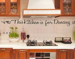 Sticker For Tiles Kitchen - kitchen wall decal etsy