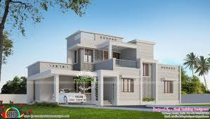 kerala home design 1800 sq ft beautiful box type modern home kerala home design bloglovin u0027