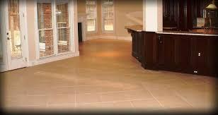 beauteous cream color cork kitchen floor with diagonal shape