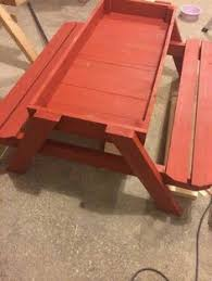 How To Build A Hexagonal Picnic Table Youtube by Kids U0027 Round Picnic Table U2026 Yard Things Pinterest Round