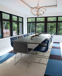 looking flor carpet tiles vogue new york contemporary dining room