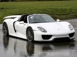 porsche 918 spyder white current inventory tom hartley