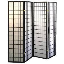Japanese Room Divider Ikea 4 Panel Room Divider Ikea Wood Panel 4 Panel Shoji Screen Room