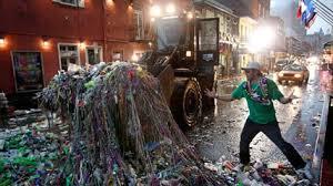 mardi gras throws carnival new orleans news arc mardi gras bead recycling float