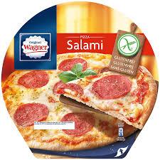 Pizzeria Bad Nauheim Original Wagner Pizza Salami Glutenfrei 370g Bei Rewe Online