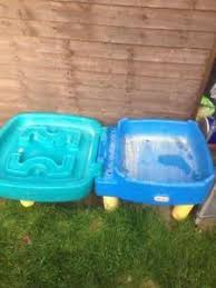little tikes sand and water table water table outdoor toys activities ebay