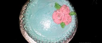 Decorating A Cake At Home How To Decorate A Simple Birthday Cake At Home Youtube