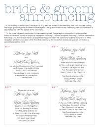 Wedding Invitations Sayings Wedding Invitations Wording Bride And Groom Hosting