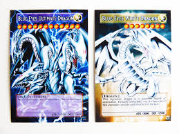 yu gi oh original custom orica anime style cards youtube